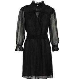 SEE U SOON DRESS - BLACK