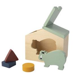 Trixie TRIXIE ANIMAL HOUSE - POLAR BEAR