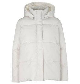 Basic apparel BASIC APPAREL DAGMAR SHORT JACKET - WHITE