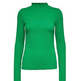 Selected Femme SELECTED FEMME NING TOP - GREEN