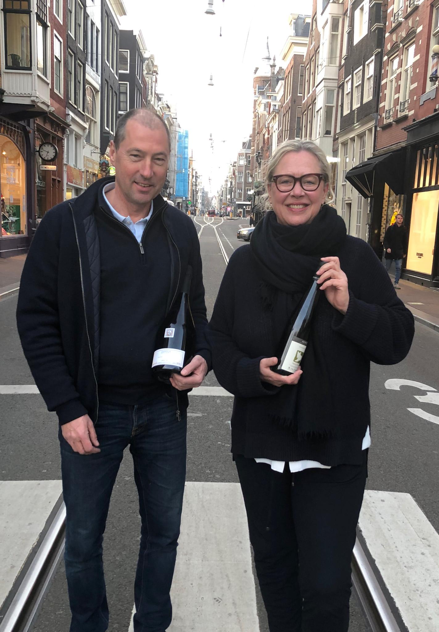 Glandorf en Thijs Wijnen