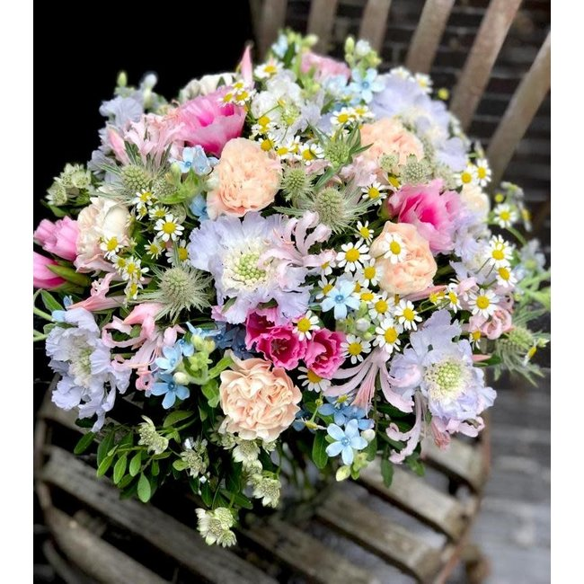 Bouquet of the week 50 EUR