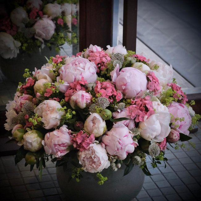 Soft Pink Bouquet 50 EUR