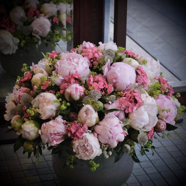 Soft Pink Bouquet 100 EUR