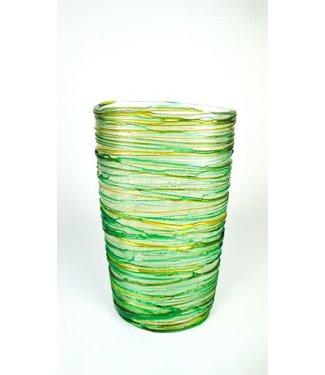 Murano Vase by Enrico Camozzo