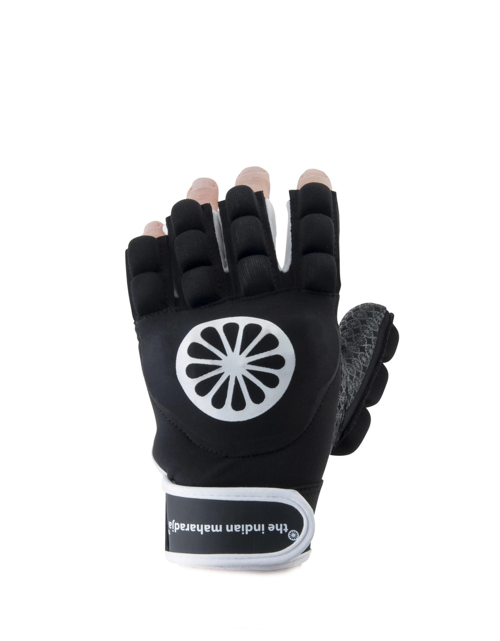 Maharadja Glove shell/foam half [left]-black-M