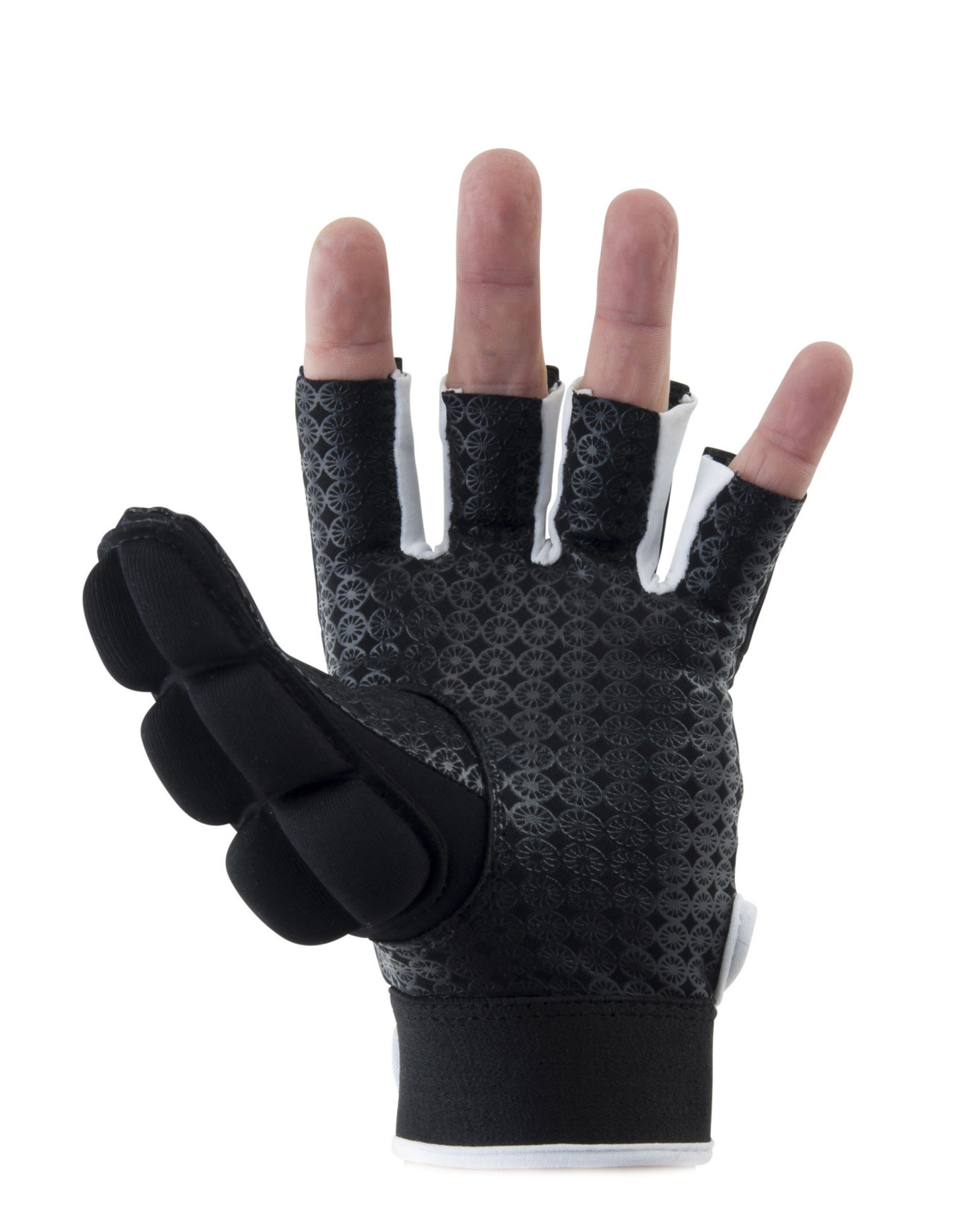 Maharadja Glove shell/foam half [left]-black-L