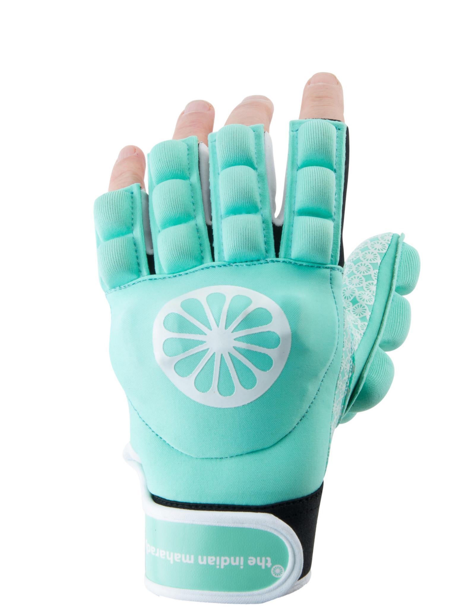 Maharadja Glove shell/foam half [left]-mint-S