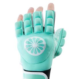 Maharadja Glove shell/foam half [left]-mint-M