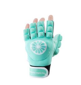 Indian Maharadja Glove shell/foam half [left]-mint-M