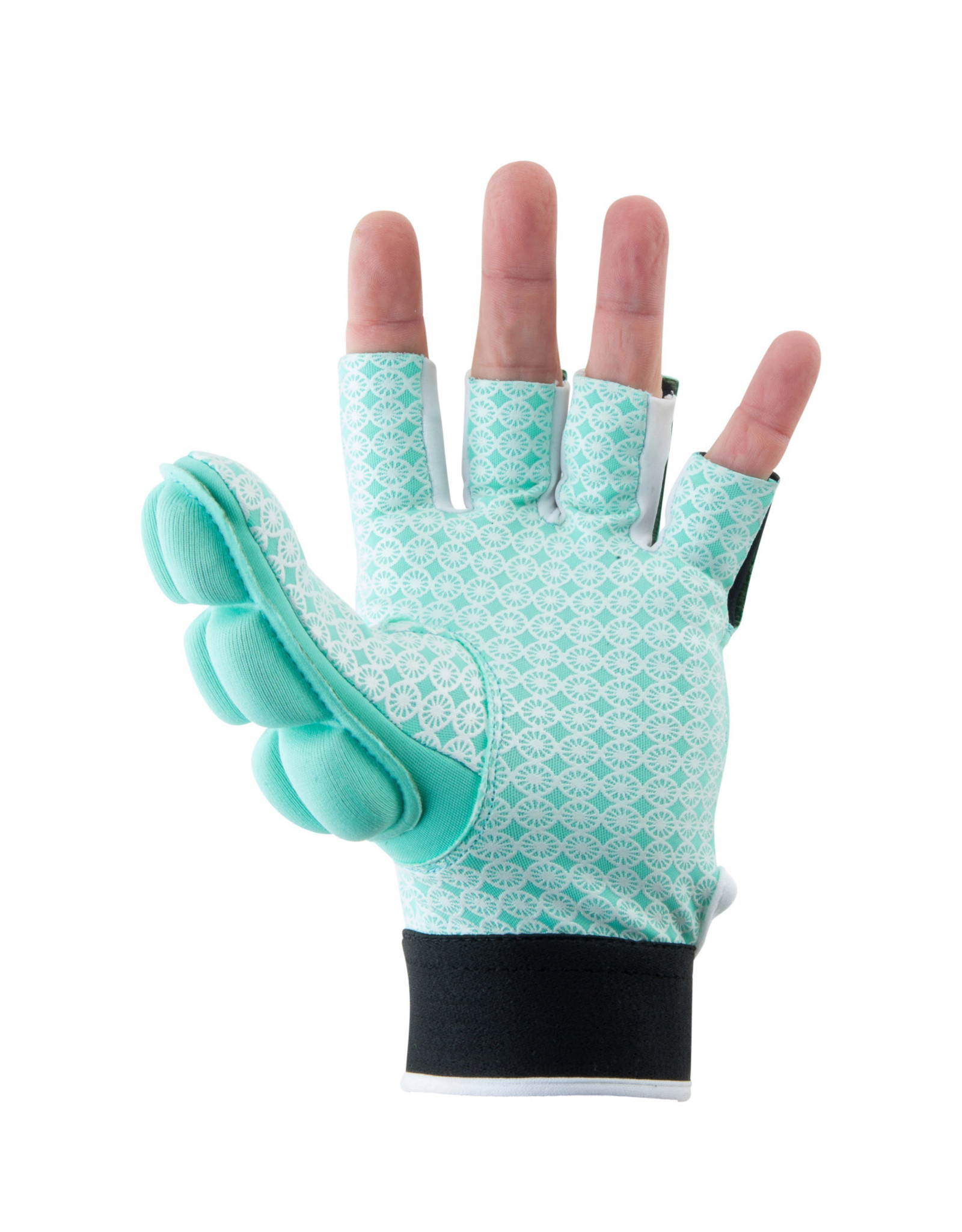Maharadja Glove shell/foam half [left]-mint-M