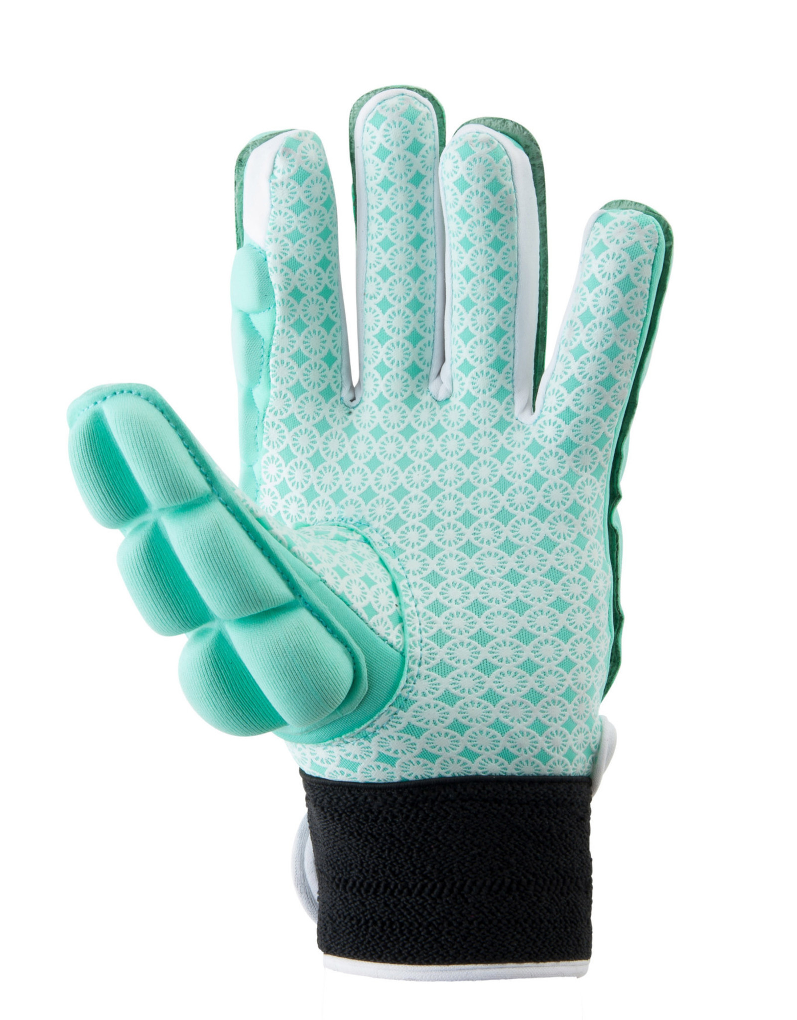 Maharadja Glove foam full [left]-mint-S