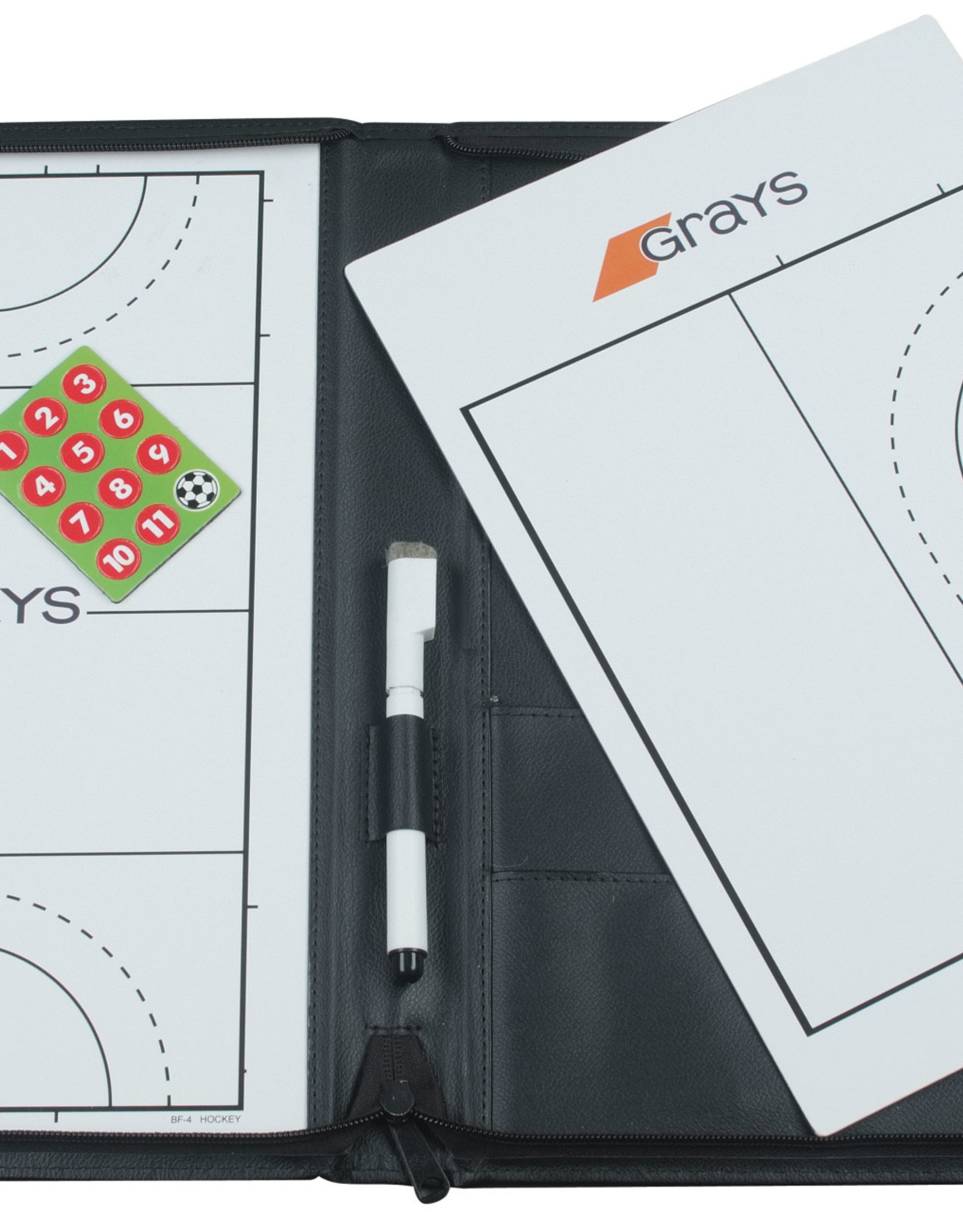 Grays COACHING FOLDER