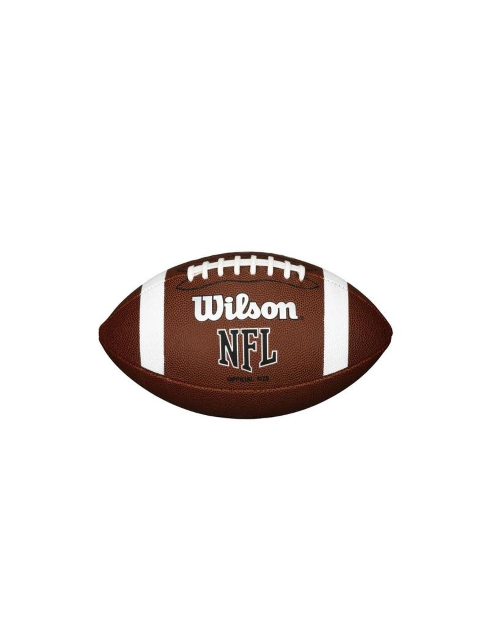 Wilson NFL OFF FBALL BULK XB
