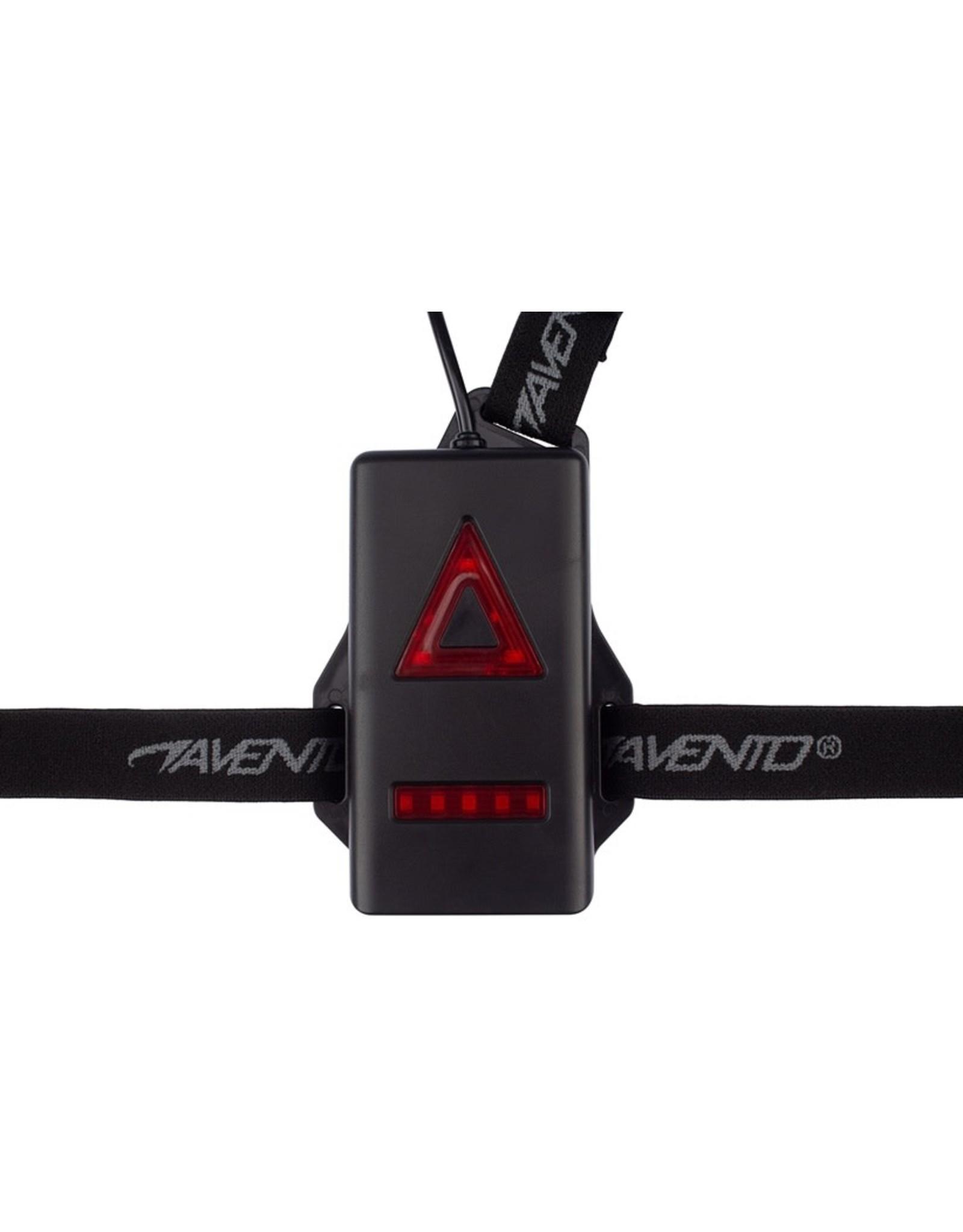 Avento Hardloop Veiligheidsvest Oplaadbaar • LED •