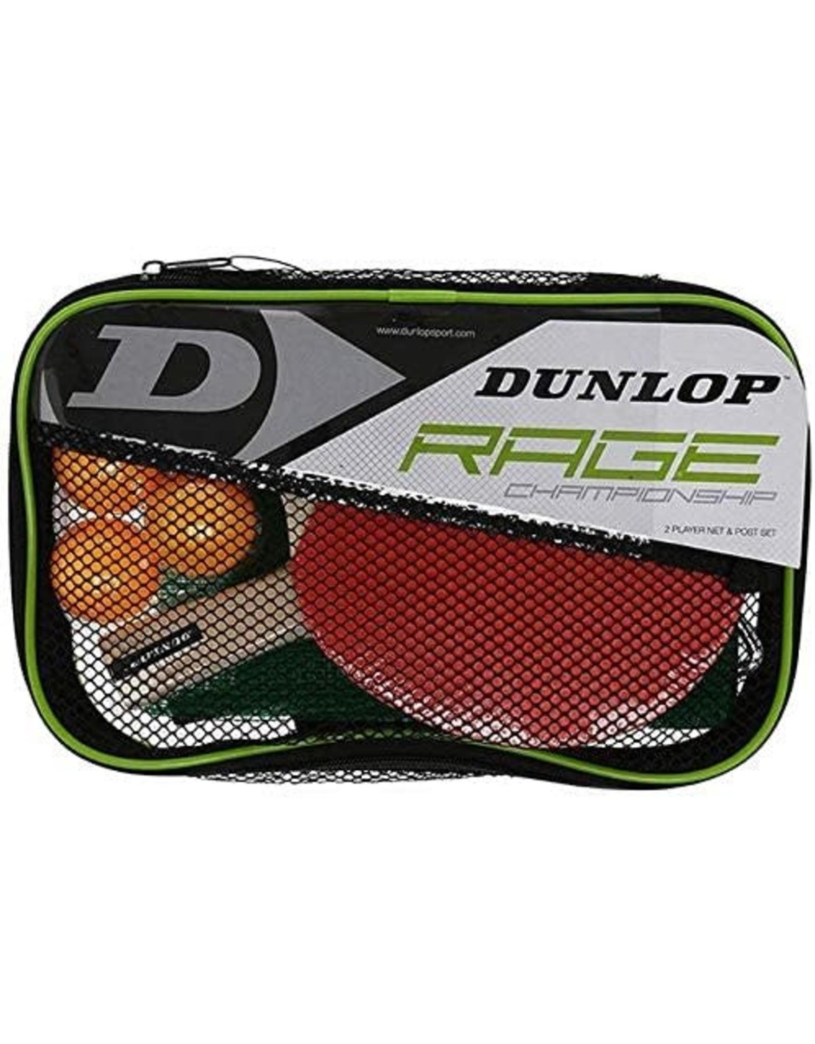 Dunlop D TT AC RAGE CHAMP 2 PLAYER NET & POST SET
