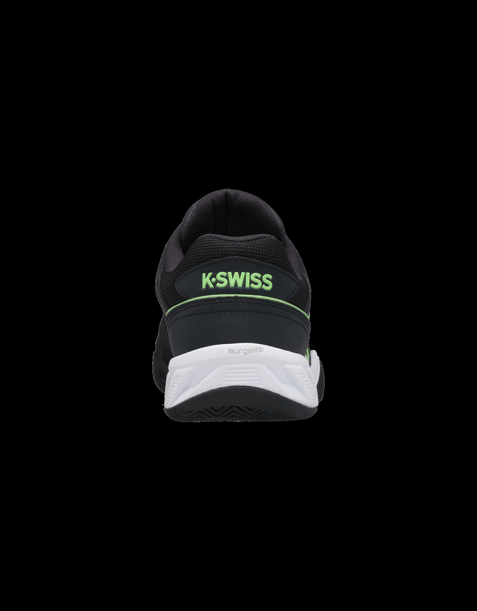 K-swiss MENS-KS TFW BIGSHOT LIGHT 4-BLUE GRAPH/SOFT N GREEN/WHT