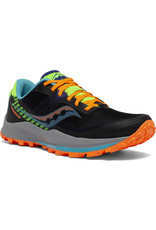 Saucony PEREGRINE 11 - FUTURE BLACK-Heren