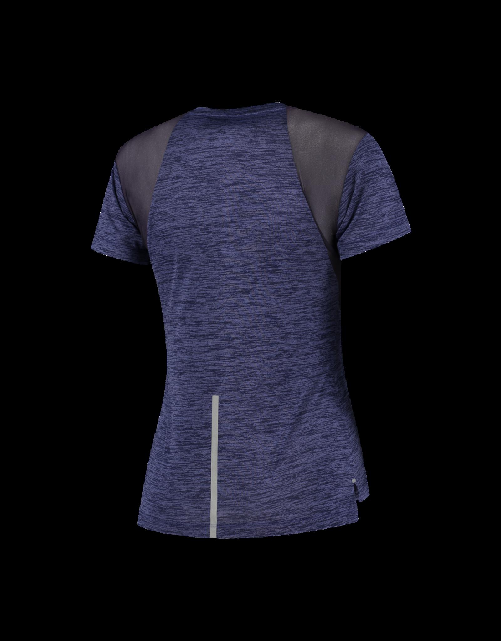 Rogelli Ds Running T-Shirt Indigo Paars