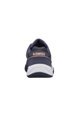 K-swiss LADIES-KS TFW BIGSHOT LIGHT 4-GRAYSTONE/PEACH NECTAR/WHT