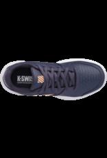 K-swiss JUNIOR-KS TFW COURT EXPRESS OMNI-GRAYSTONE/PEACH NECT/WHT