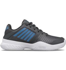 K-swiss JUNIOR-KS TFW COURT EXPRESS OMNI-DARK SHAD/WHT/SWEDISH BL
