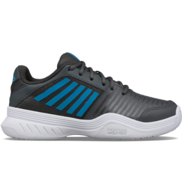 K-swiss JUNIOR-KS TFW COURT EXPRESS OMNI-DARK SHAD/WHT/SWED BLUE