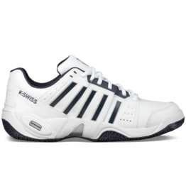 K-swiss MENS-KS TFW ACCOMPLISH III OMNI-WHITE/NAVY-M