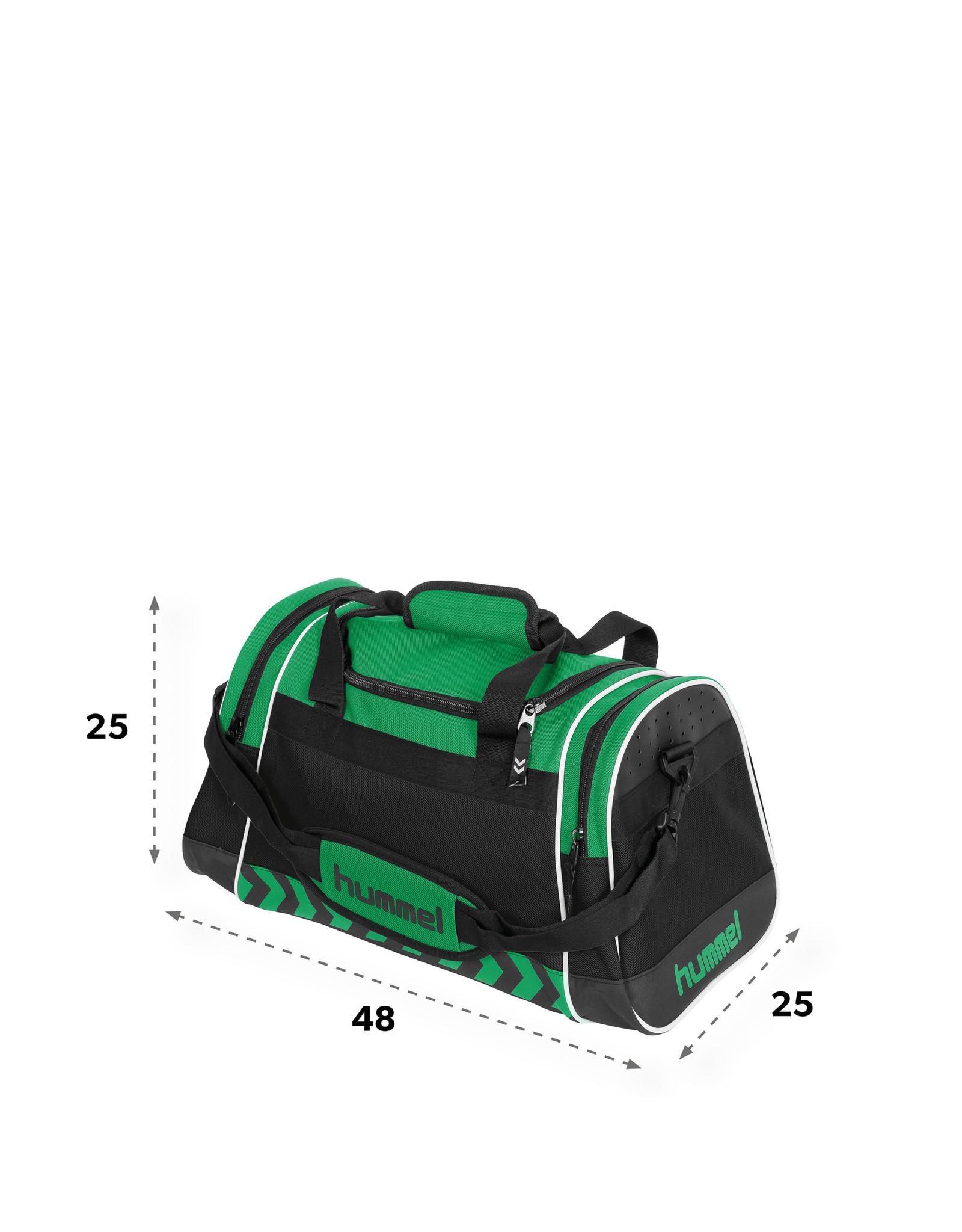 Hummel Sheffield Bag-GREEN