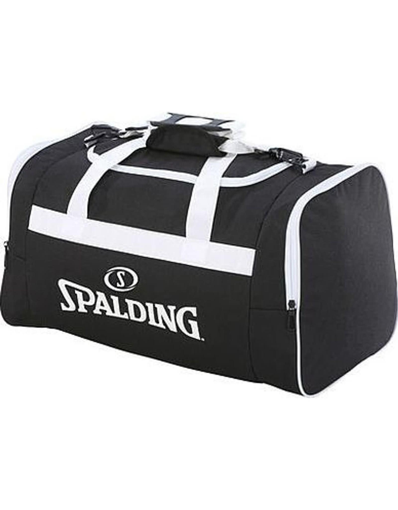 Spalding TEAM BAG MEDIUM BL/W
