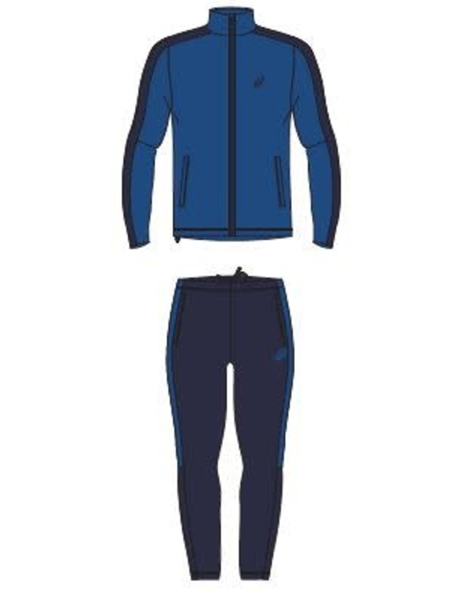 Asics LINED SUIT-Heren
