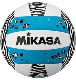 Mikasa Mikasa VXS-ZB Beachvolleybal blauw/wit
