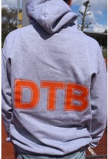 Gildan DTB Sweater Unisex Grey Melange