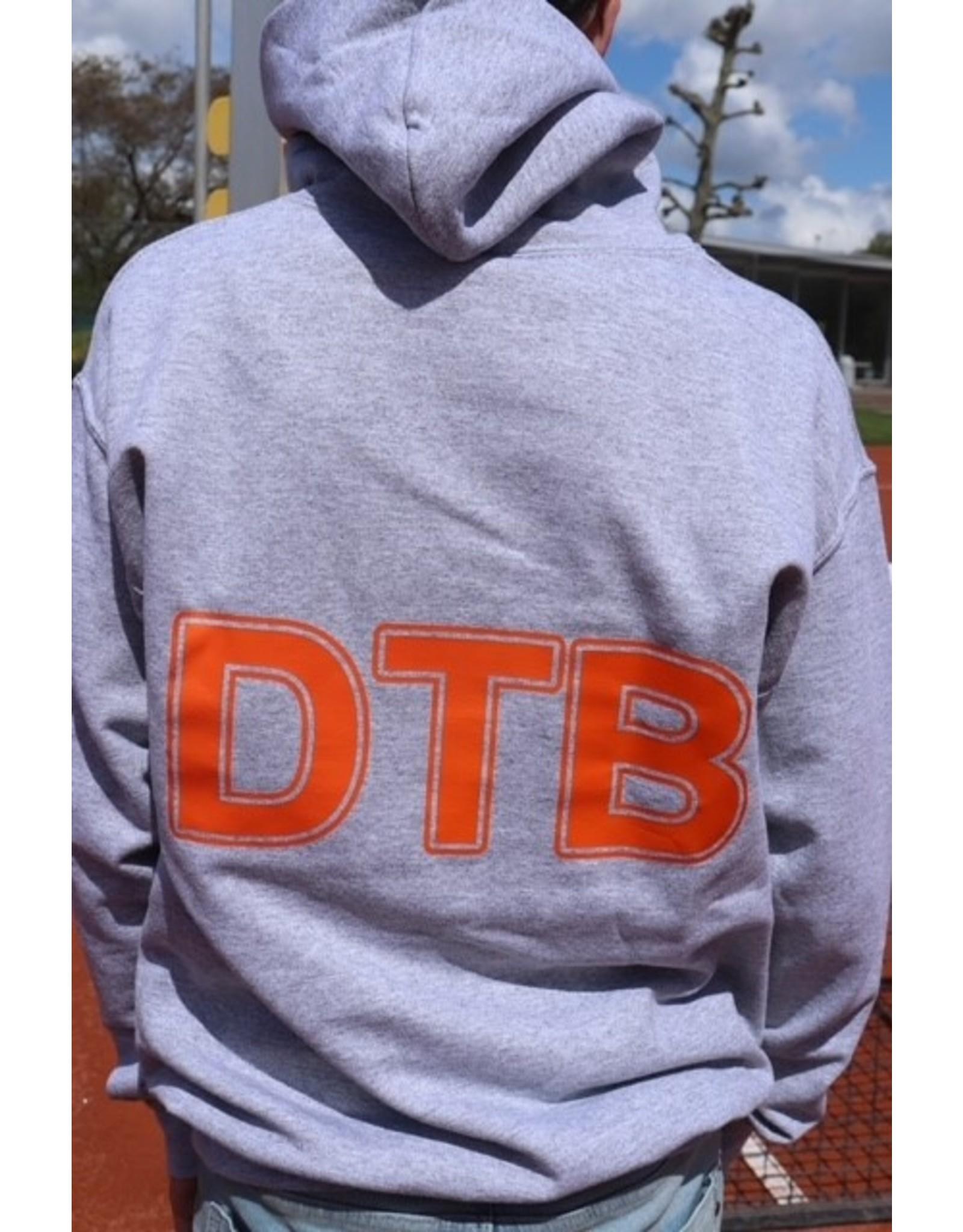 Gildan DTB Sweater Kids  Grey Melange