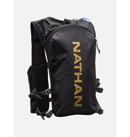 Nathan Nathan QuickStart 4L (1,5L Bladder) Black/Metallic Gold - Racevest