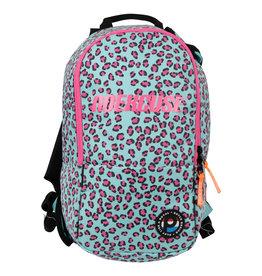 Princess Princess Backpack No Excuse Jr Leop/Mint