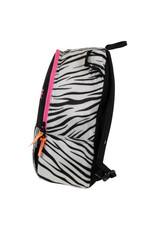 Princess Princess Backpack No Excuse Jr Zebra/Pi