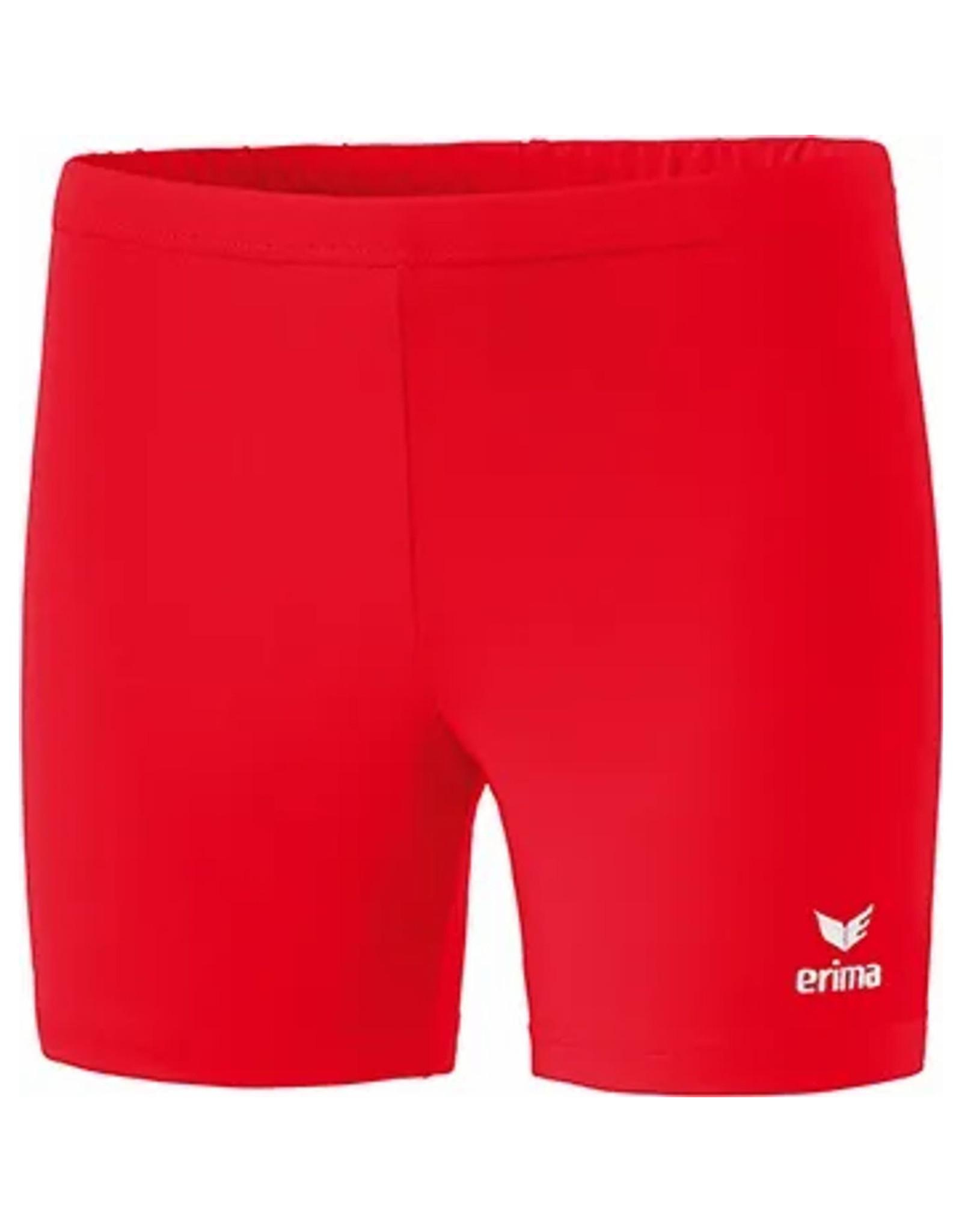 Erima Performance Short Verona-Red-Dames