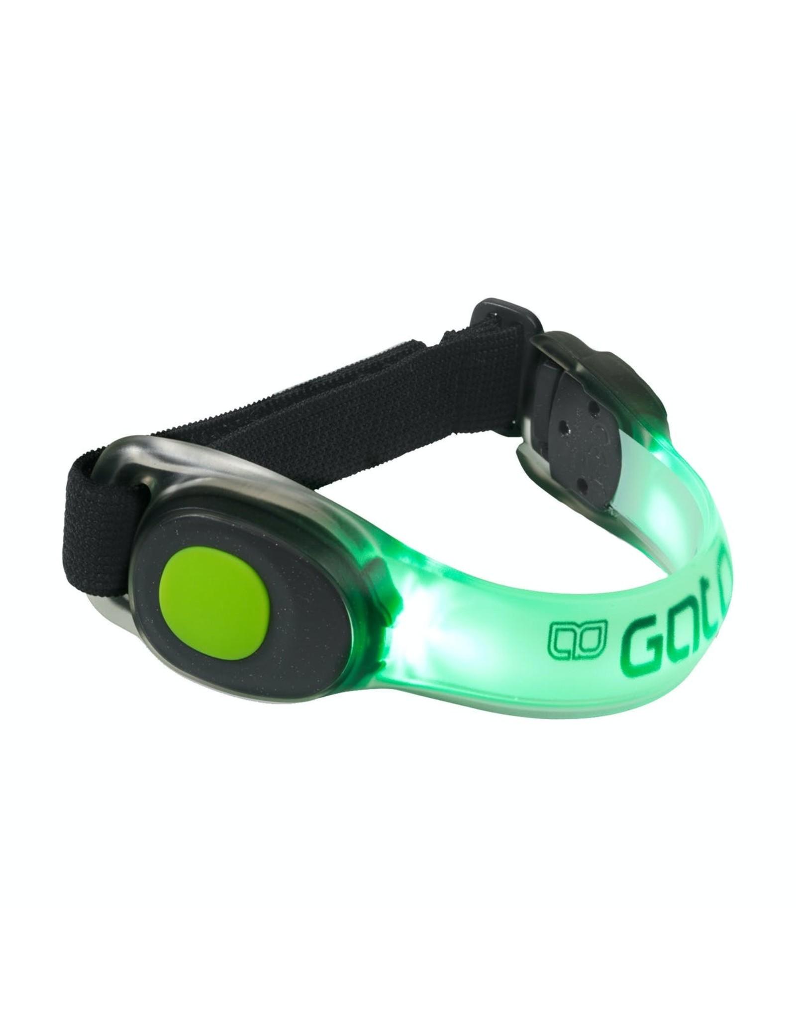 Gato NEON LED ARMBAND (Green)