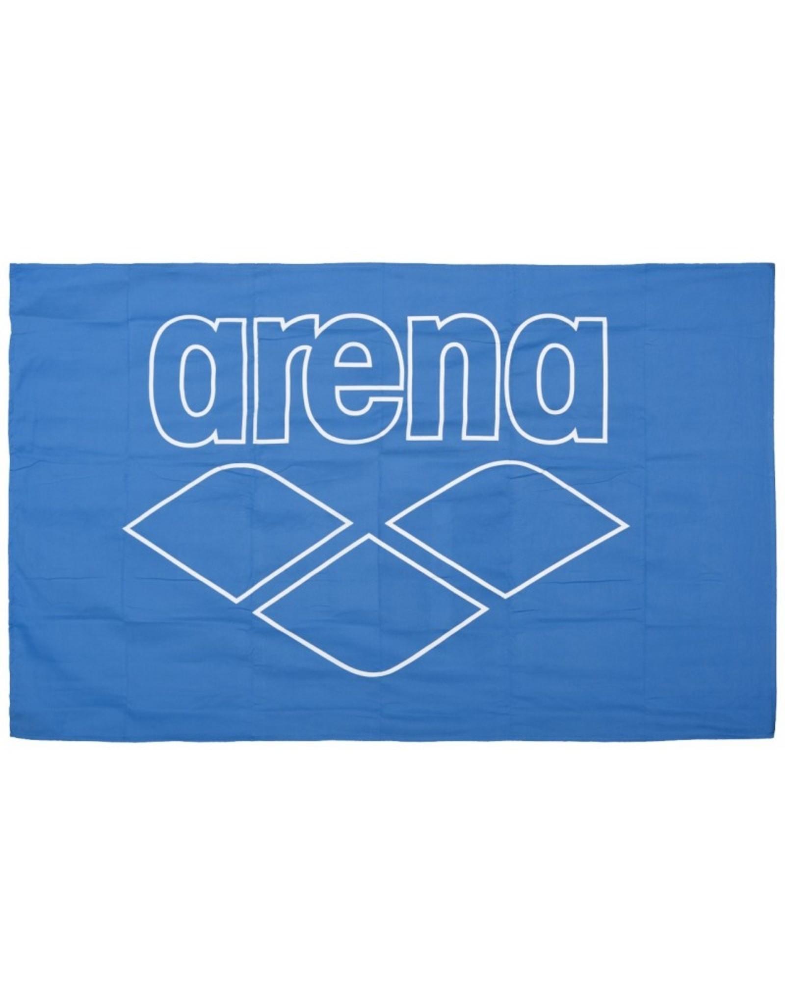 Arena Pool Smart Towel-royal-white