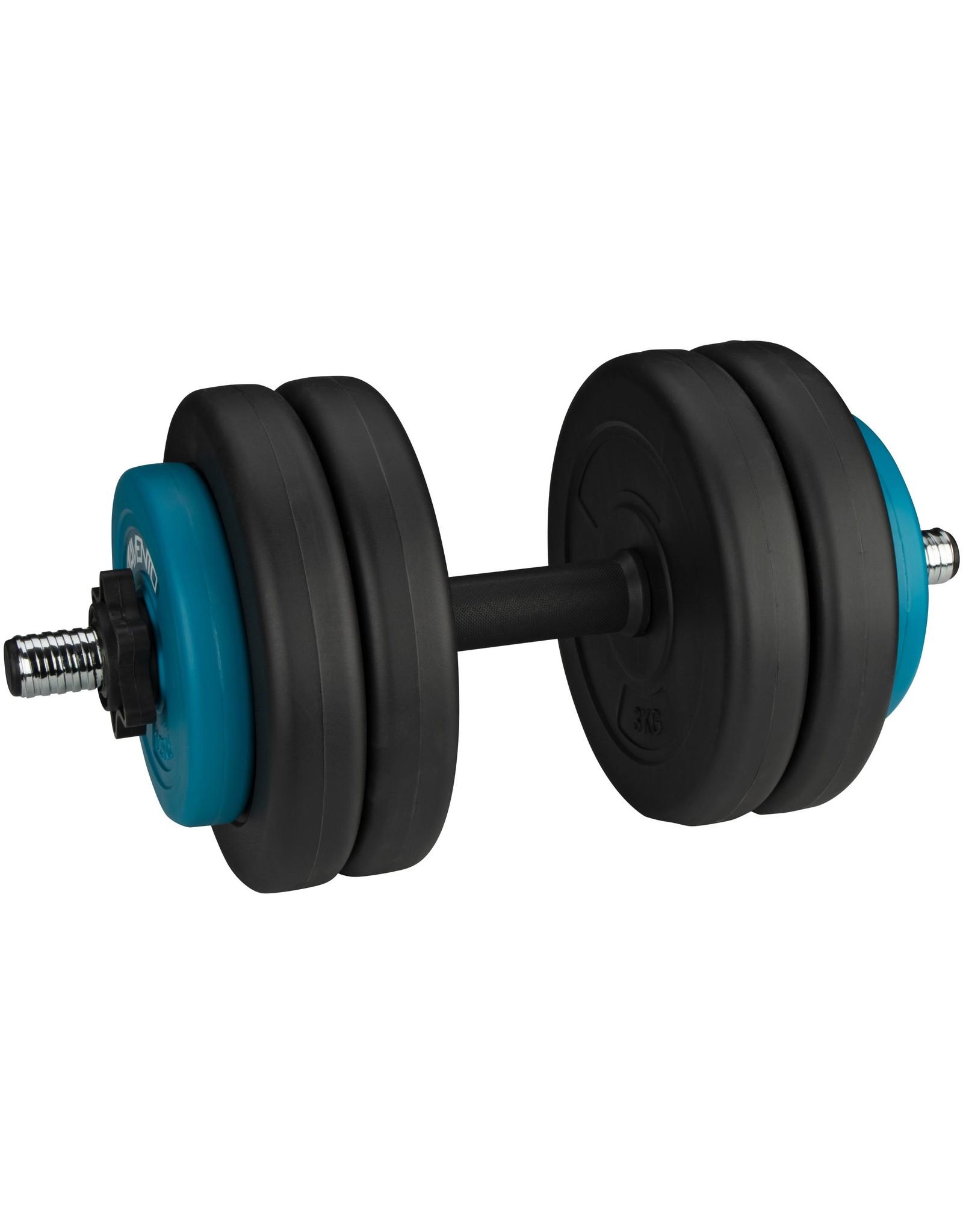 Avento Halter Verstelbaar Kunststof • 15 kg •
