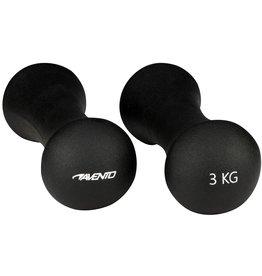 Avento Handgewicht Set • Bone - 2x 3 kg •