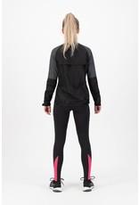 Rogelli Ds Runningjack Enjoy melange/zwart/roze