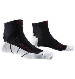 X-socks Run Discovery Socks-black/white