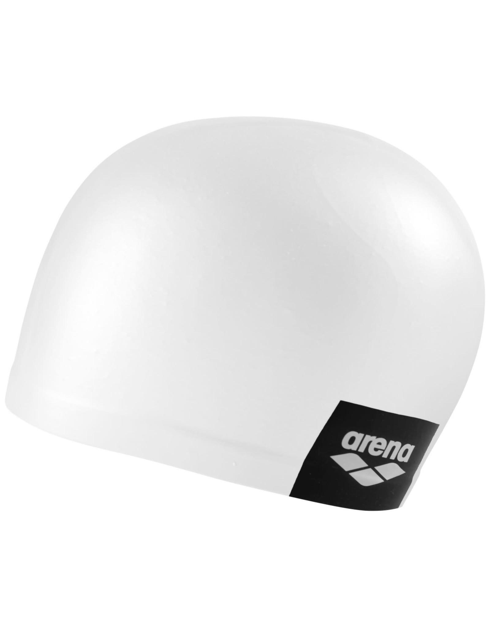 Arena Logo Moulded Cap-white