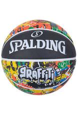Spalding GRAFFITI RAINBOW SIZE 5