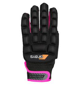 Grays Glove International Pro-Black/Pink