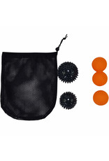 Tunturi Tunturi Massage Ball Set, 4 Balls