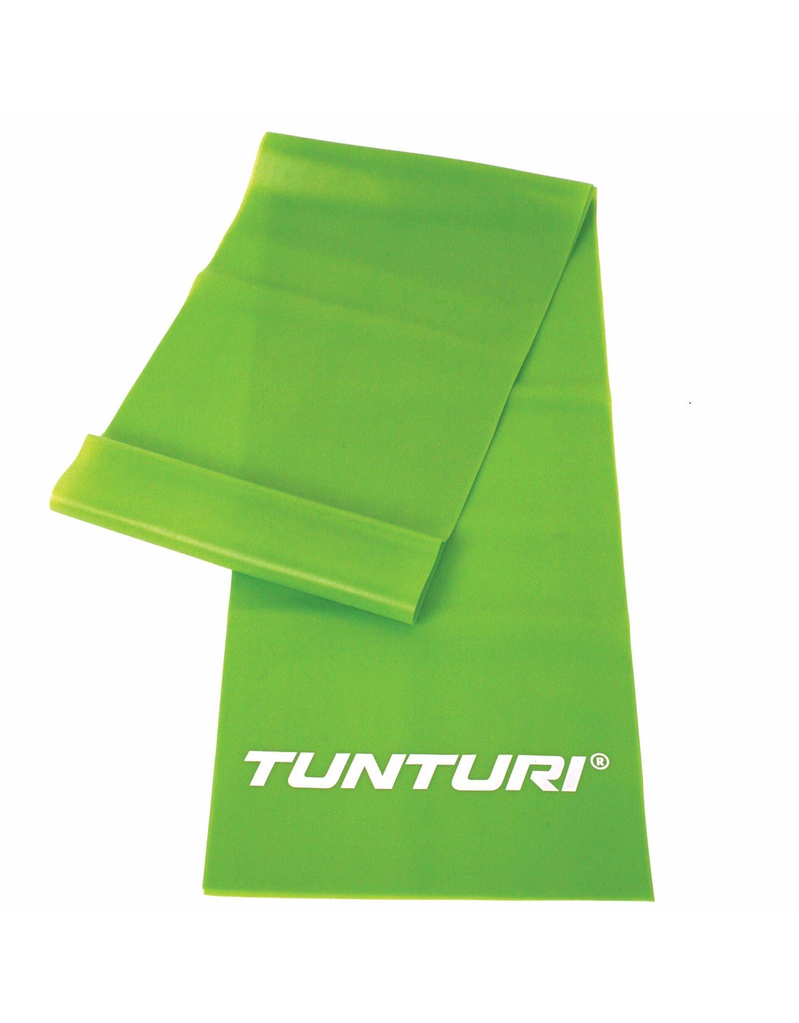 Tunturi Tunturi Resistance Band. Heavy, Green