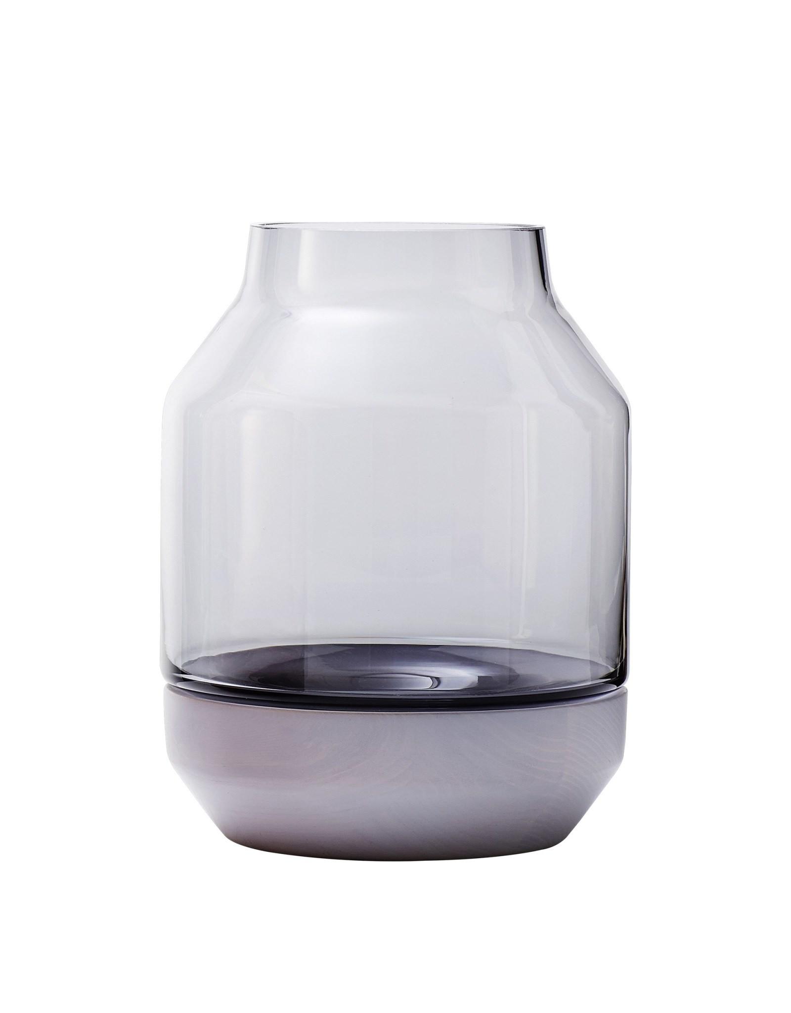 Muuto Muuto Elevated Vase grey